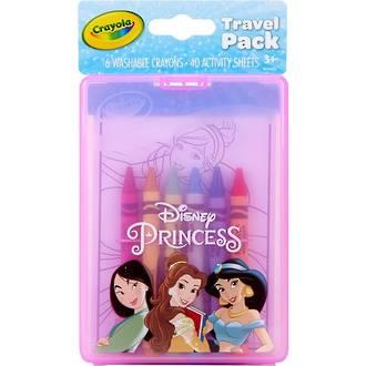 Crayola Travel Activity Pack Disney Princess