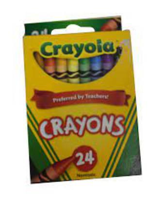 Crayola Crayons (24pc)