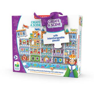 Create a Scene Castle