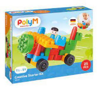 PolyM Creative Starter Kit