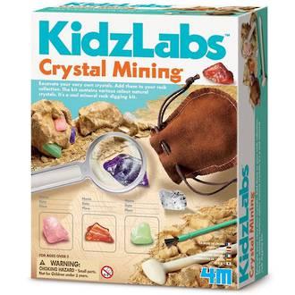 Kidzlab Crystal Mining