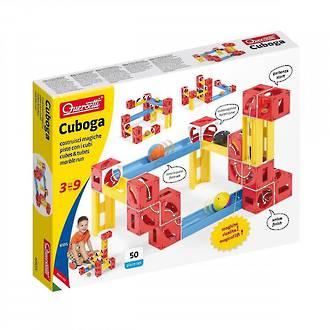 Quercetti Cuboga Premium Set 50pc