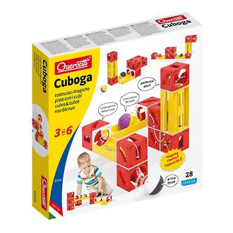 Quercetti Cuboga Starter Set 28pc