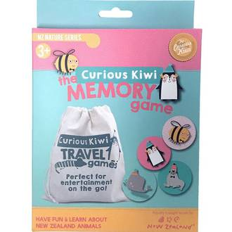 Curious Kiwi The Memory Game