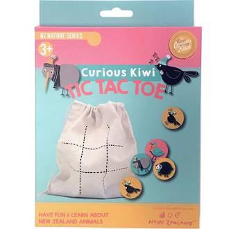 Curious Kiwi Tic Tac Toe
