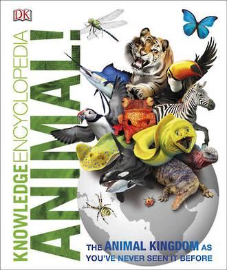 DK Knowledge Encyclopedia Animal