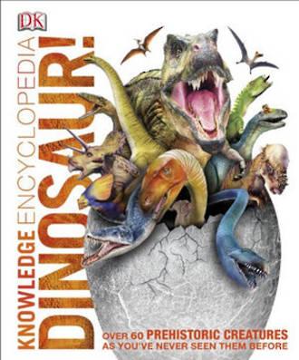 DK Knowledge Encyclopedia Dinosaur