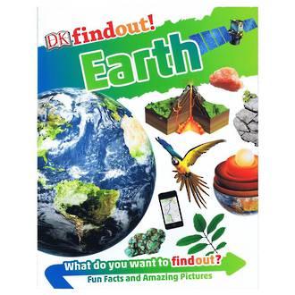 DK Findout Earth