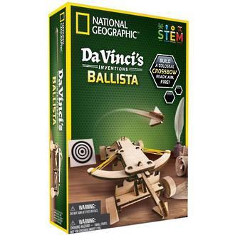 Da Vinci's Inventions Ballista