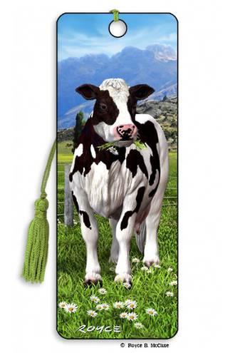 3D Bookmark - Daisy