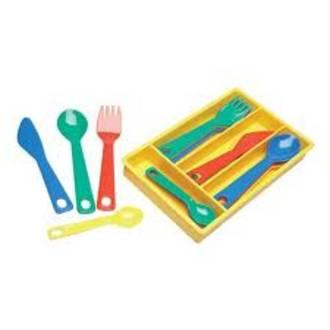 Dantoy Play Cutlery