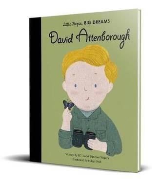 David Attenborough: Volume 34 (hardback)