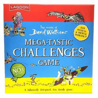 David Williams Mega-Tastic Challenges Game