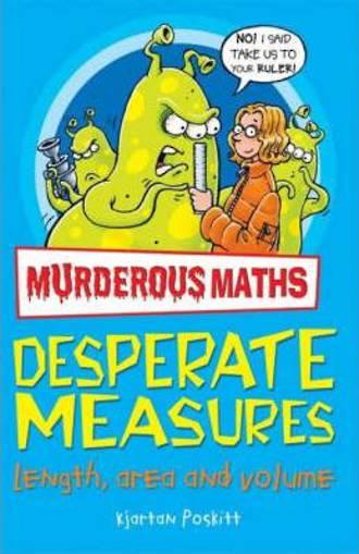 Murderous Maths Desperate Measures