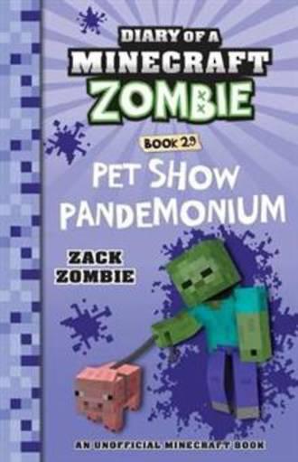 Diary of Minecraft Zombie #29