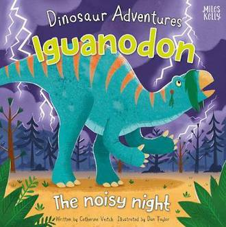 Dinosaur Adventures: Iguanodon - The Noisy Night