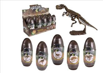Dinosaur Jurassic Eggs
