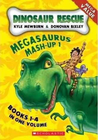 Dinosaur Rescue Megasuarus Mash-Up 1