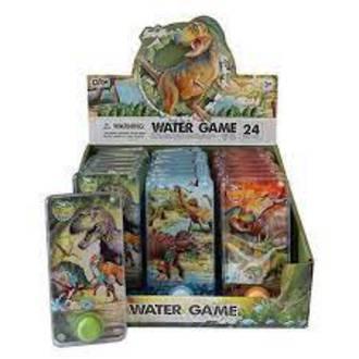 Water Game Dinosaur