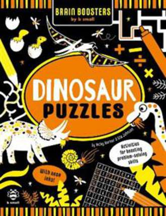 Brain Boosters Dinosaur Puzzles