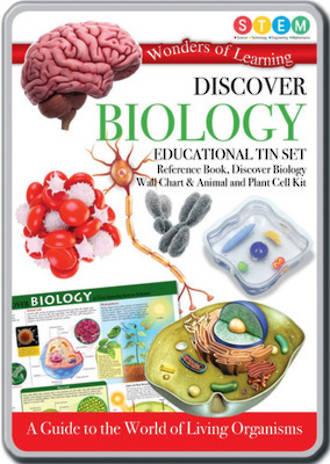 Discover Biology Tin Set
