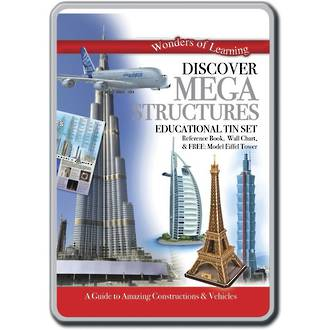 Discover Mega Structure Tin Set