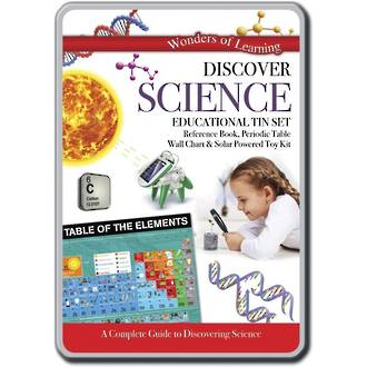 Discover Science Tin Set