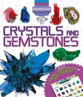 Discovery Pack: Crystals and Gemstones (Hardback)