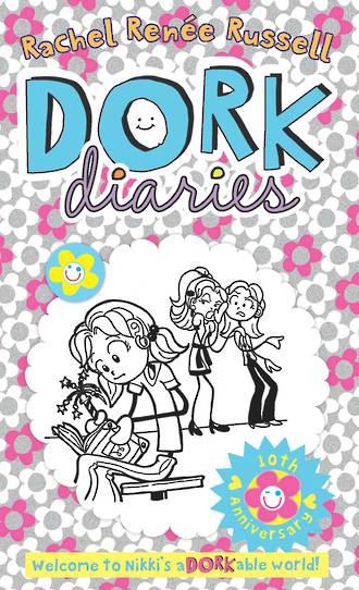 Dork Diaries 10th Anniversary