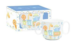 Dotty Tots Boy Ceramic Cup