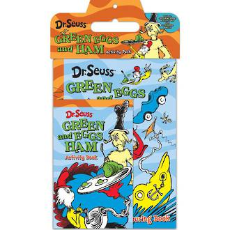 Dr Seuss Green Eggs and Ham Activity Pack