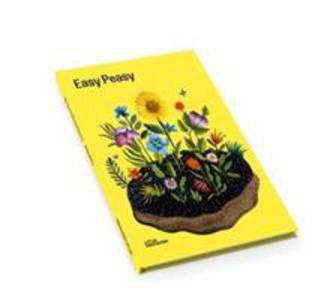Easy Peasy Gardening For Kids (Hardback)