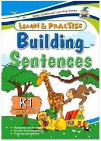 Essential Preschool Skills Building Sentences
