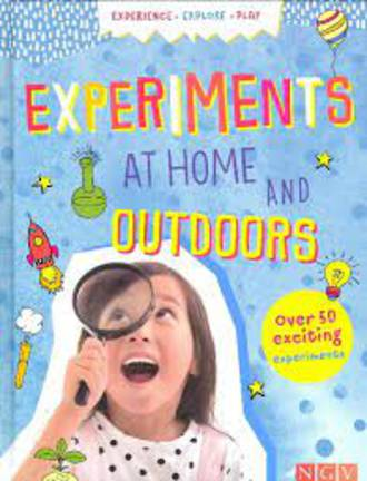 Experiments At Home And Outdoors