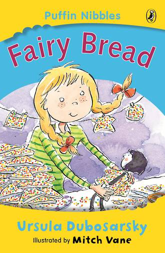 Puffin Nibbles Fairy Bread