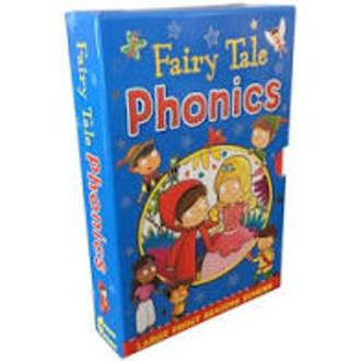 Fairy Tale Phonics 4T Slipcase