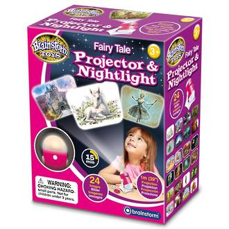 Fairy Tale Projector & Night Light