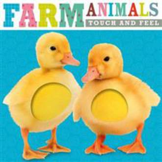 Farm Animals Touch and Feel