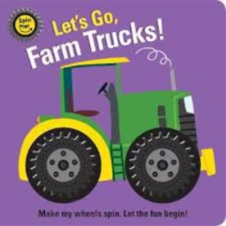 Spin Me Lets Go Farm Trucks