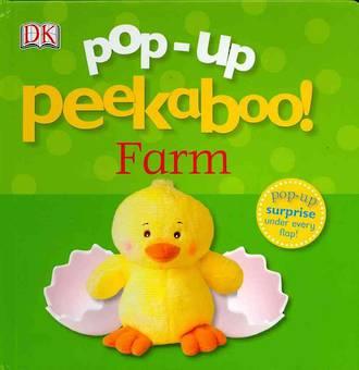 Pop-Up Peekaboo Farm