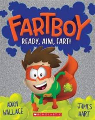 Fartboy #2 Ready Aim Fart