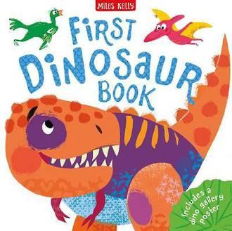 First Dinosaur Book