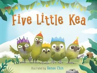 Five Little Kea