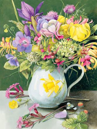 Floral Flair - Marjolein Bastin