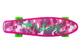 Flybar Grip Tape Skateboard Pink Camo