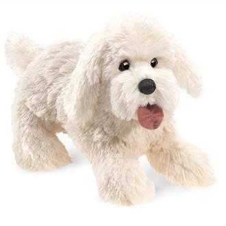Folkmanis - Panting Pup Puppet