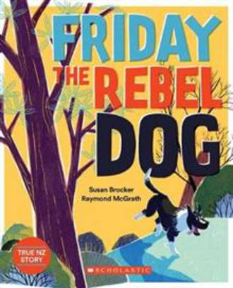 Friday the Rebel Dog