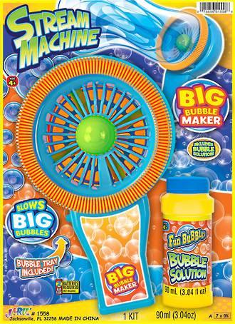 Fun Bubble Maker