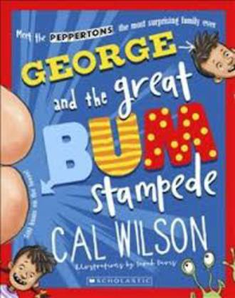 GEORGE & GREAT BUM STAMPEDE #1
