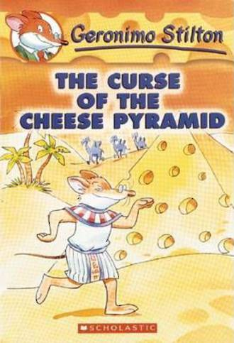 Geronimo Stilton #2 The Curse of the Cheese Pyramid